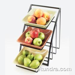 Cal-Mil - 1750-13 - 3-Tier Black 10 in Bowl Display image
