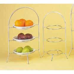 Cal-Mil - 977-8-13 - 8 3/4 in x 18 in 3-Tier Display Stand image