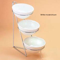 Cal-Mil - C1223-8 - 3-Tier Chrome 8 in Bowl Display image