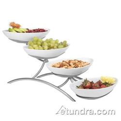 Cal-Mil - PP2000 - 4-Tier Stand w/Canon Porcelain Bowls image