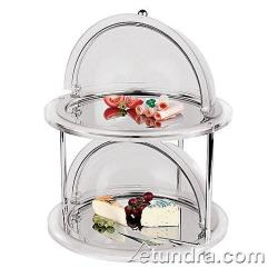 World Cuisine - 41905-03 - 2-Tier Cooling Buffet Display Set image