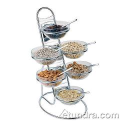 World Cuisine - 41912-04 - 4-Tier Ladder and Medium 6-Bowl Set image