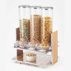 Cal-Mil - 1499 - 2.7 L Tripple Cereal Dispenser image