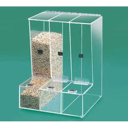 Cal-Mil - 946 - Multi-Bin Bulk Food Dispenser image