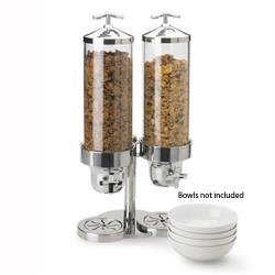 Vollrath - 4635210 - Somerville 4 qt Double Cereal Dispenser image