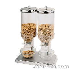 World Cuisine - 41810-09 - Double 4.7 qt Cereal Dispensers image