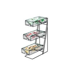 Cal-Mil - 1235-13-43 - 3-Tier Flatware Holder image