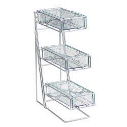 Cal-Mil - 1235-39-43 - 3-Tier Flatware Holder image