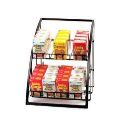 Cal-Mil - 1702-13 - 2-Tier Black Basket Merchandiser image