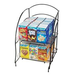 Cal-Mil - 639 - 2-Tier Cereal Organizer  image
