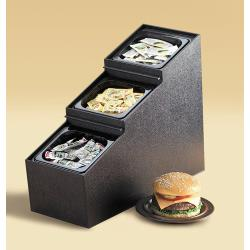 Cal-Mil - 709-3 - 3-Tier Condiment Organizer image