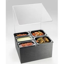 Cal-Mil - C658 - Salsa/Condiment Bar Housing image