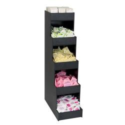 Dispense-Rite - CTVH-5BT - Five Section Countertop Condiment Organizer image