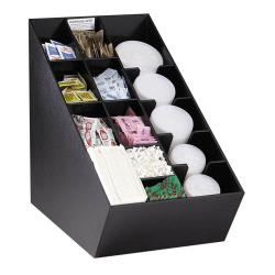 Dispense-Rite - NLO-CTVL - Lid, Straw and Condiment Organizer image