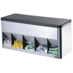 Server - 85140 - 5-Bin Portion Pack Organizer image