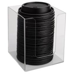 Espresso Supply - 05286 - 4 1/4 in x 4 1/4 in Cover Dispenser image