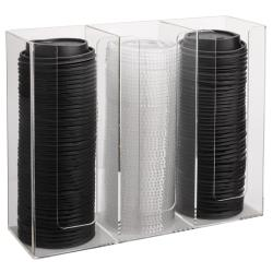 Espresso Supply - 05288 - 12 3/4 in x 4 1/4 in Cover Dispenser image