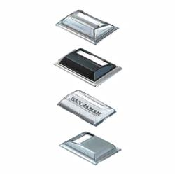 San Jamar - H2001SC - In-Counter Fullfold Stainless/Chrome Napkin Dispenser image
