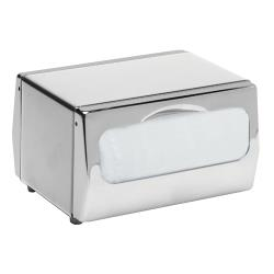 San Jamar - H4000XC - Tabletop Minifold Stainless/Chrome Napkin Dispenser image