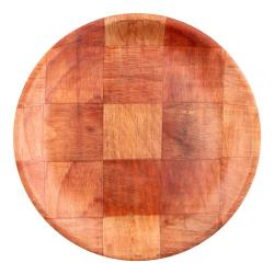 Update - WRP-10 - 10 in Woven Wood Plate image