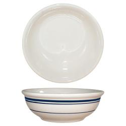 ITI - CT-15 - 12 1/2 Oz Catania™ Nappie Bowl With Blue Band image