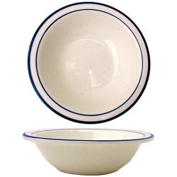 ITI - DA-11 - 4 3/4 Oz Danube™ Blue Speckled Fruit Bowl image