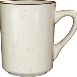 ITI - GR-17 - 8 1/2 Oz Granada™ Brown Speckled Toledo Mug image