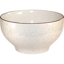 ITI - GR-45 - 140 oz Granada™ Brown Speckled Footed Bowl image