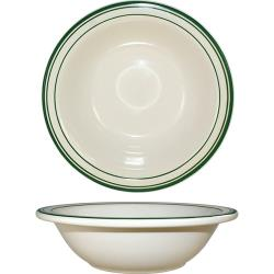 ITI - VE-10 - 10 Oz Verona™ Grapefruit Bowl With Green Band image