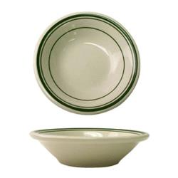ITI - VE-11 - 4 1/4 Oz Verona™ Fruit Bowl With Green Band image