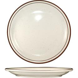 ITI - GR-8 - 9 in Granada™ Brown Speckled Plate image  sc 1 st  Tundra Restaurant Supply : restaurant supply dinnerware - pezcame.com