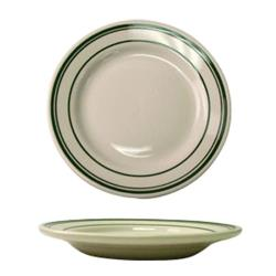 ITI - VE-7 - 7 1/8 in Verona™ Plate With Green Band image