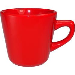 ITI - CA-1-CR - 7 oz Cancun™ Crimson Red Tall Teacup image