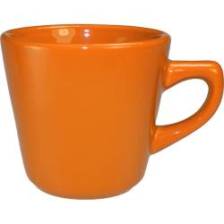 ITI - CA-1-O - 7 Oz Cancun™ Orange Tall Teacup image
