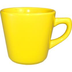 ITI - CA-1-Y - 7 Oz  Cancun™ Yellow Tall Teacup image