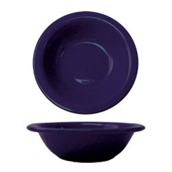 ITI - CA-10-CB - 10 Oz Cancun™ Cobalt Blue Grapefruit Bowl With Rolled Edge image