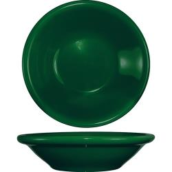 ITI - CA-11-G - 4 3/4 Oz Green Cancun™ Fruit Bowl With Rolled Edge image