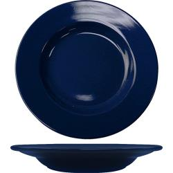 ITI - CA-120-CB - 20 Oz Cancun™ Cobalt Pasta Bowl With Rolled Edge image