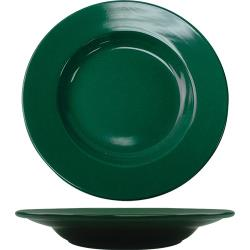 ITI - CA-120-G - 20 Oz Cancun™ Green Pasta Bowl With Rolled Edge image