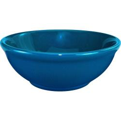 ITI - CA-15-LB - 12 1/2 Oz Cancun™ Light Blue Nappie Bowl With Rolled Edge image