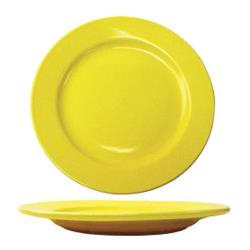 ITI - CA-7-Y - 7 1/8 in Cancun™ Yellow Rolled Edge Plate image