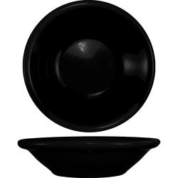 ITI - CAN-11-B - 4 3/4 Oz Black Cancun™ Fruit Bowl With Narrow Rim image