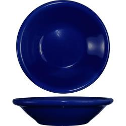 ITI - CAN-11-CB - 4 3/4 Oz Cobalt Blue Cancun™ Fruit Bowl With Narrow Rim image