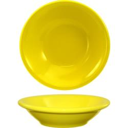 ITI - CAN-11-Y - 4 3/4 Oz Yellow Cancun™ Fruit Bowl With Narrow Rim image