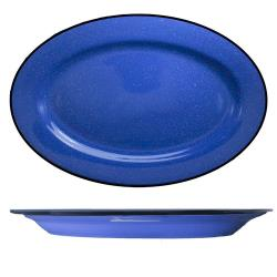 International Tableware - CF-51 - 15 1/2 in Campfire™ Platter image