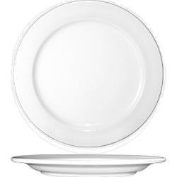 ITI - DO-16 - Dover™ 10 1/2 in Porcelain Plate image