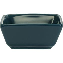ITI - EL-4-BB - 3 1/2 oz Elite Harvest Blue Square Ramekin image
