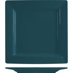 ITI - EL-40-BB - 12 in Elite Harvest Blue Square Plate image