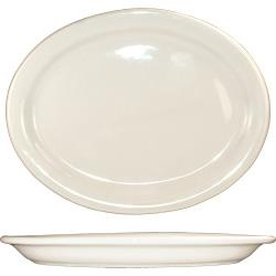ITI - VA-13 - 11 1/2 in x 9 1/4 Valencia™ Platter With Narrow Rim image
