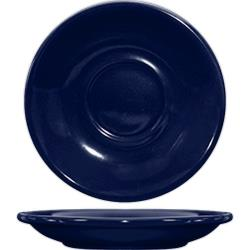 ITI - CA-2-CB - 6 in Cancun™ Cobalt Saucer With Rolled edging image